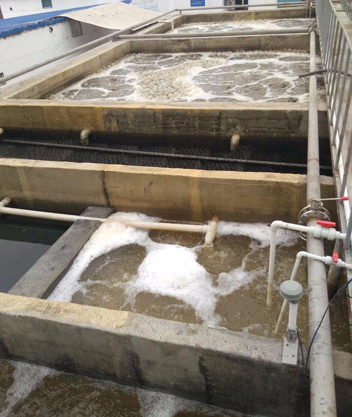 永州山香香料有限公司废水处理工程32m3/d