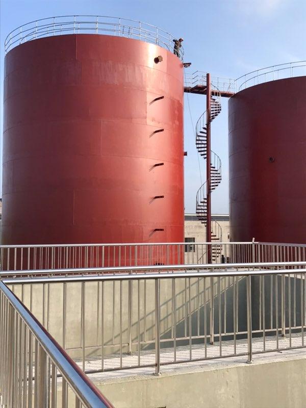 大丰港农产品加工产业园废水处理工程3000m3/d