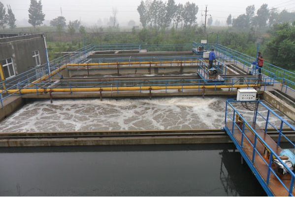 明辉饲料废水处理工程废水处理工程10m3/d
