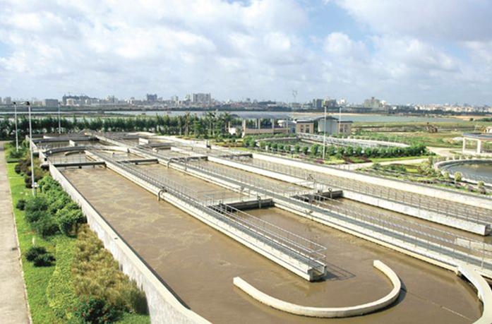 市政污水处理经典案例